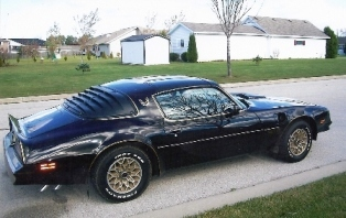 '77 Trans Am Bandit Edition of Michael Cornell