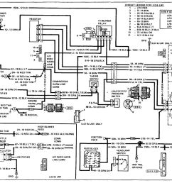 a c wiring diagram and a c blower how tos77 ford blower wiring 5 [ 1254 x 897 Pixel ]