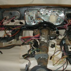 1967 Chevelle Steering Column Diagram Head And Neck Muscles Blank Basic Wiring Harnesses For 1977-81 Trans Ams
