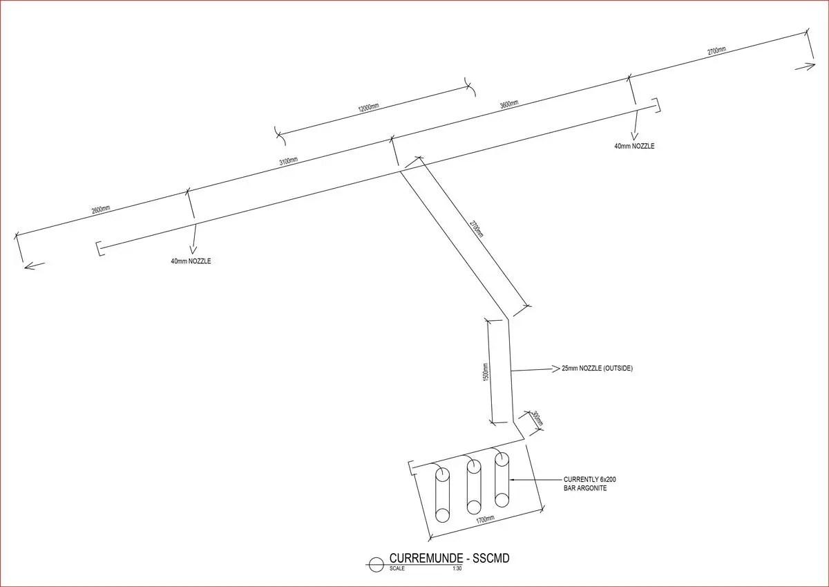 Gas Pipe Schematics