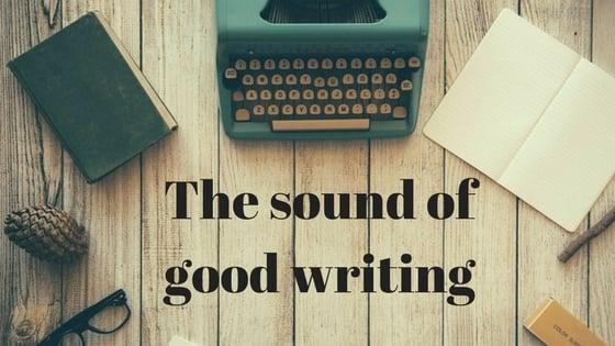 sound of writing
