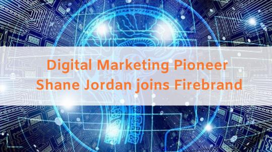 Shane Jordan joins Firebrand