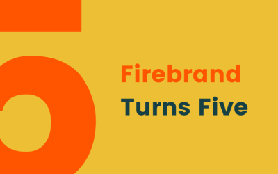 Firebrand Turns Five