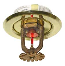 Tyco Glass Bulb Sprinkler