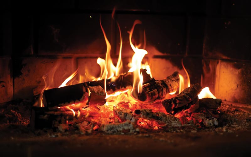 Fireplace Safety Inspection  Casalinova Investigations Inc