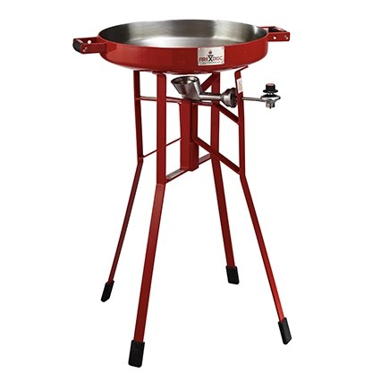 Tall FIREDISC propane cooker