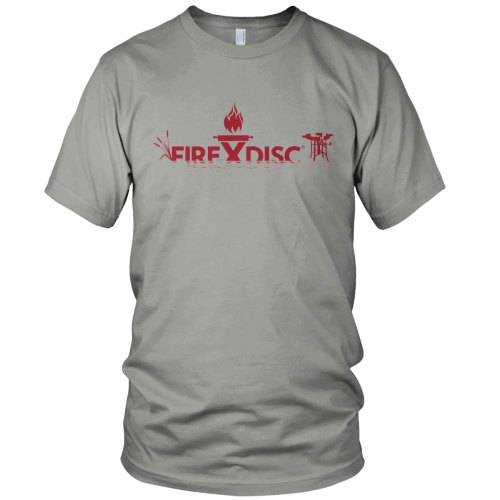 firedisc_water tshirt
