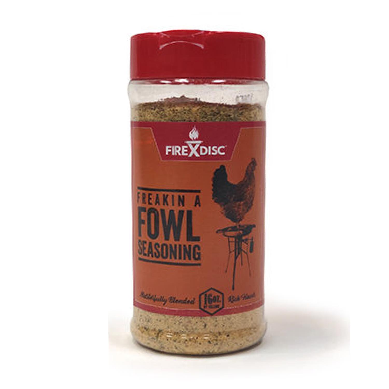 Freakin A Fowl Chicken Seasoning