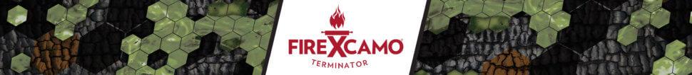 Terminator Camo Heat Ring