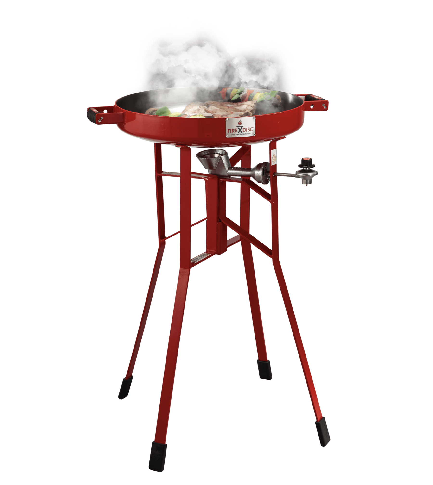 "THE ORIGINAL FIREDISC - 36"" TALL Portable Propane Cooker"