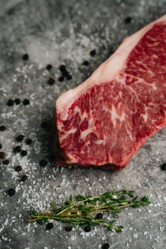 Wagyu New York Strip Steak