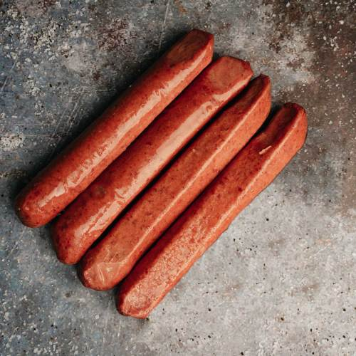 Wagyu Beef Hot Dogs