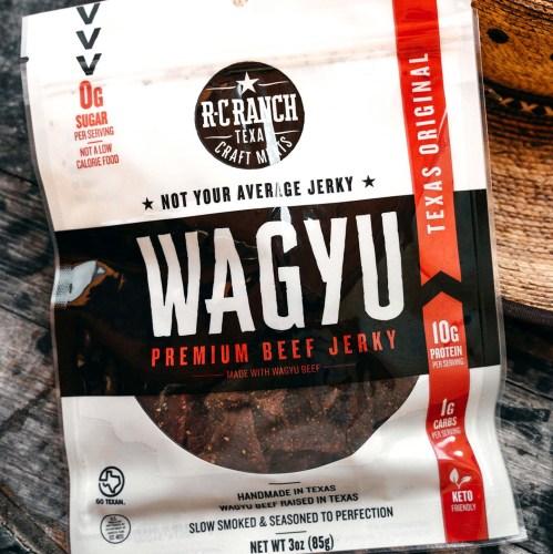 Wagyu Beef Jerky Bag