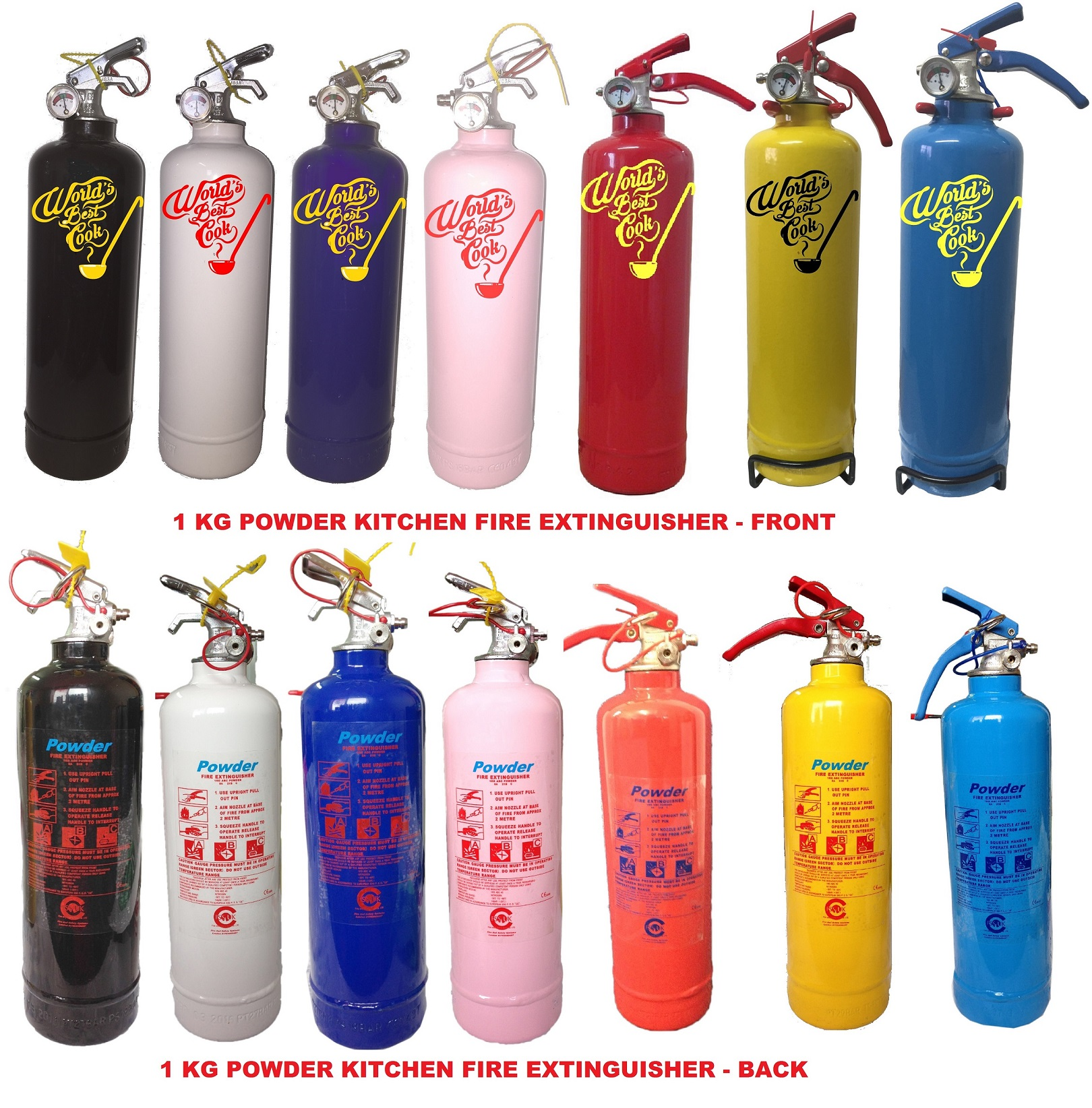 fire extinguisher for kitchen use herbs and spices car office home