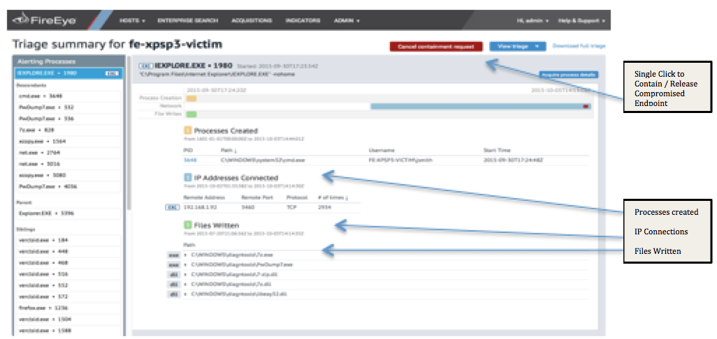 New HX 3.0 Capabilities Change Endpoint Protection   FireEye Inc