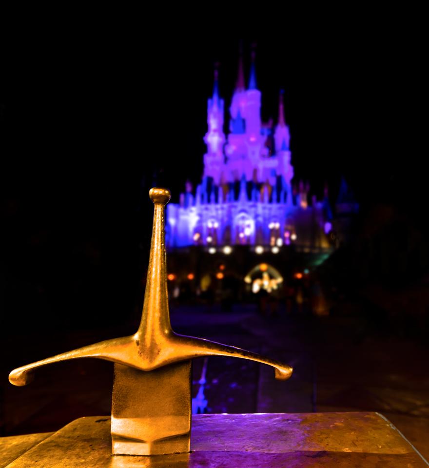 Night Shoot at Disney's Magic Kingdom