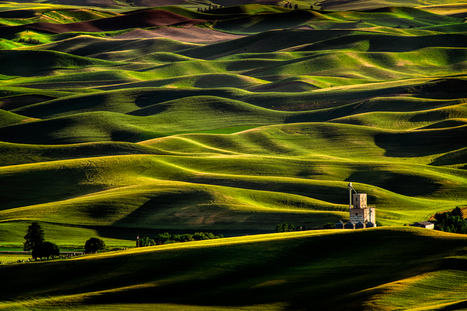 Palouse Photography Tips:  A Guide for Visitors