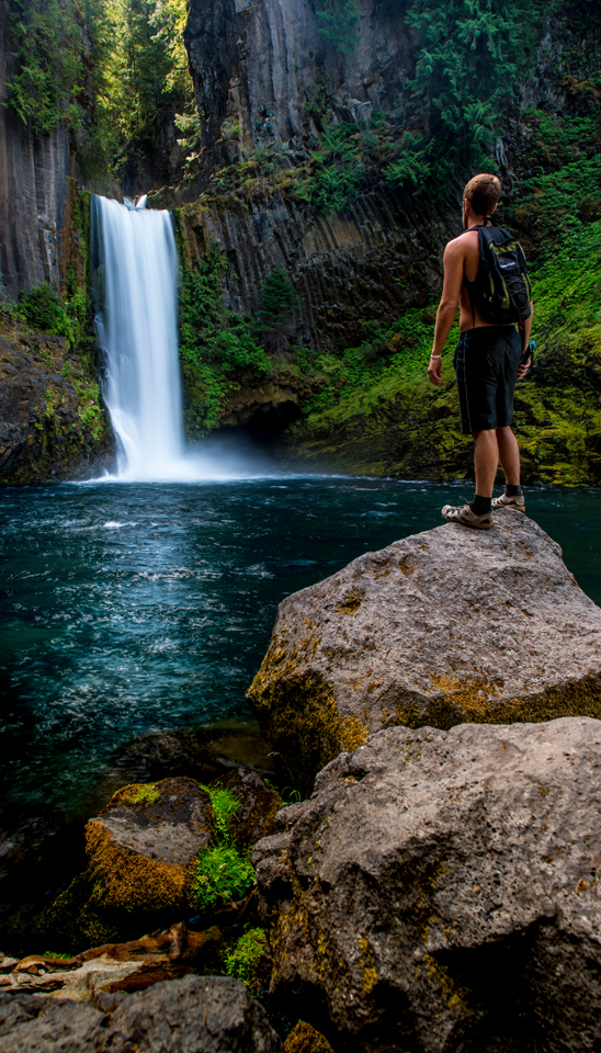 Tokatee Falls Photography:  Guide, Tips and a Warning