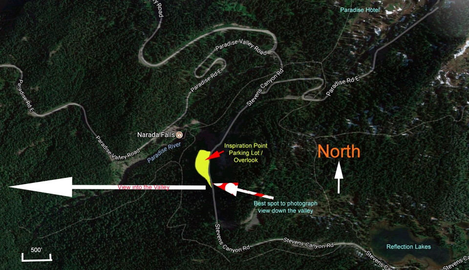 Mt. Rainier Photo Location