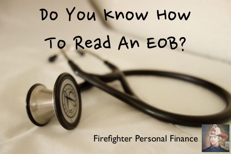 EOB, explanation of benefits