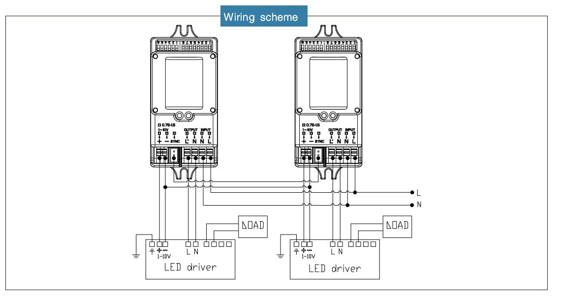 Step Dimming Wiring Diagram Step Ballast Wiring • Wiring