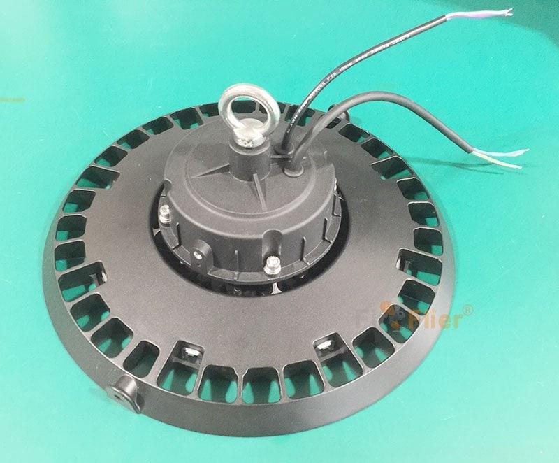 Internal Wiring For High Bay Lighting