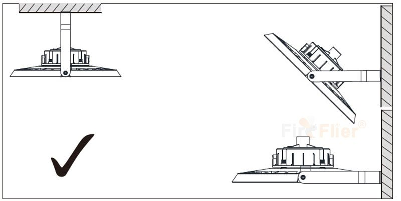 led high bay wiring diagram