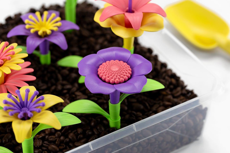 Flower Sensory Bin