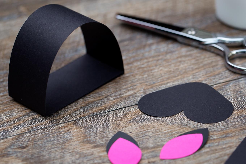 Black Cat Craft In-Process