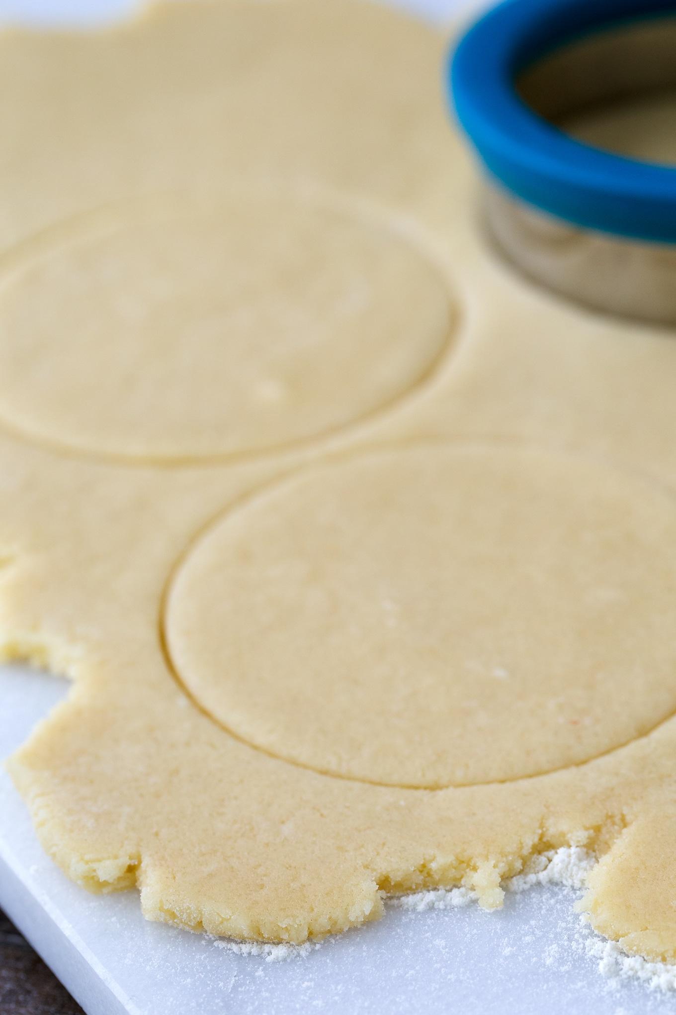 Sour Cream Cookie Dough