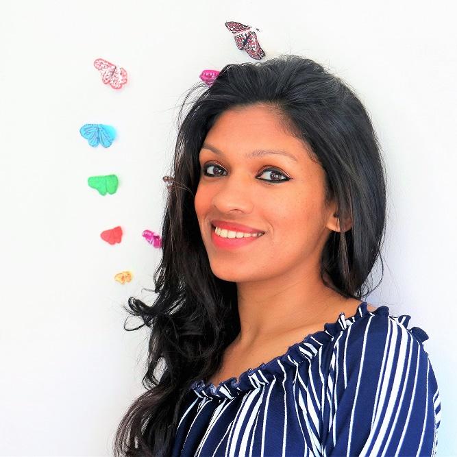 Ria Cheripuram from Crafts by Ria