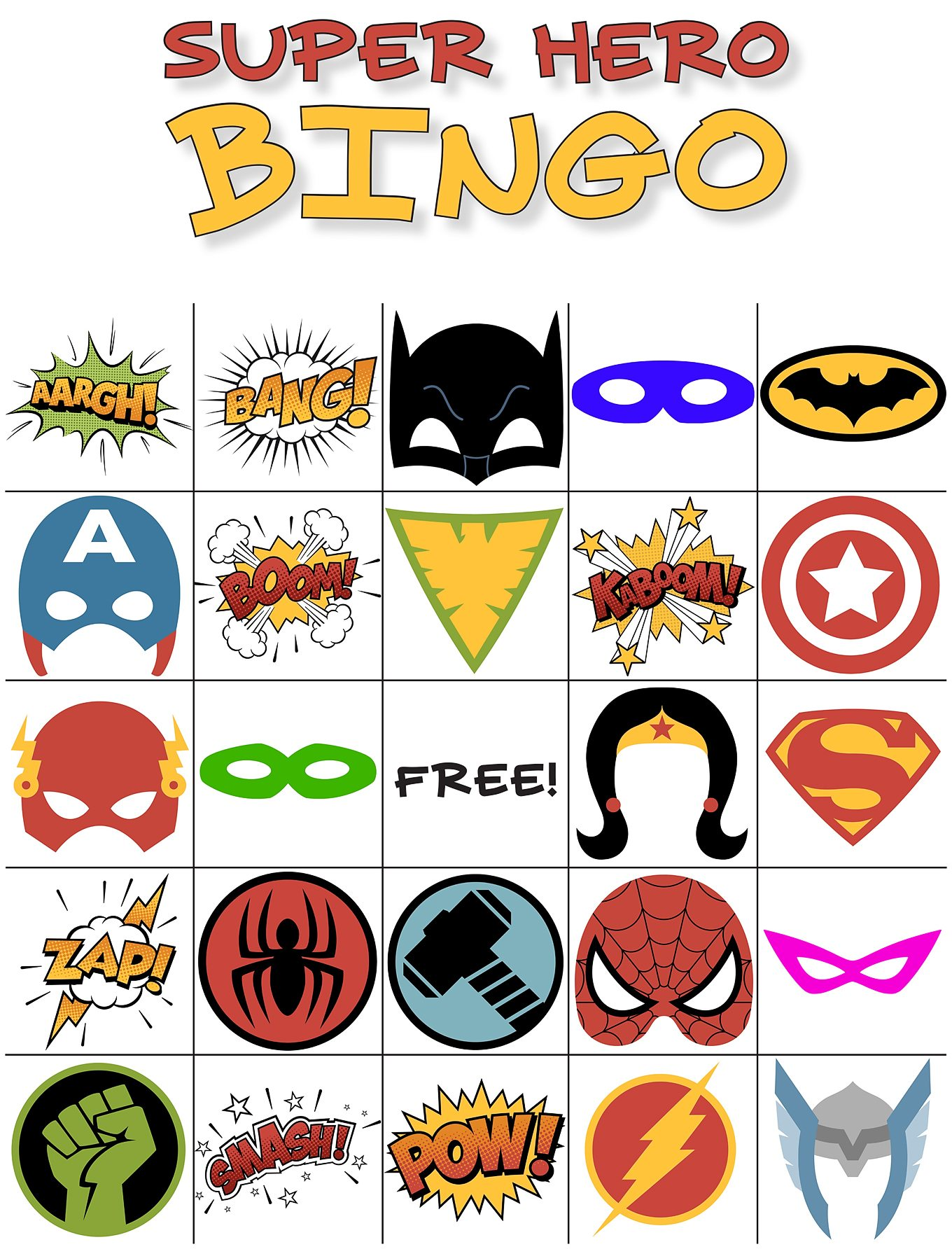 Spiderman Worksheet For Kindergarten