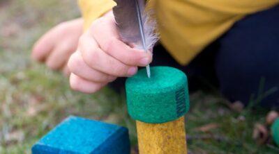 Nature Play with KORXX Blocks