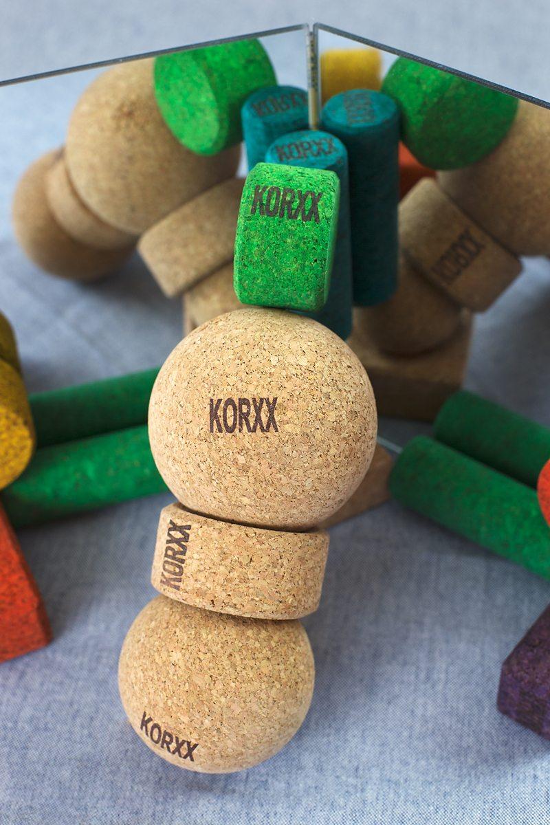 Mirror Book Play with KORXX Blocks
