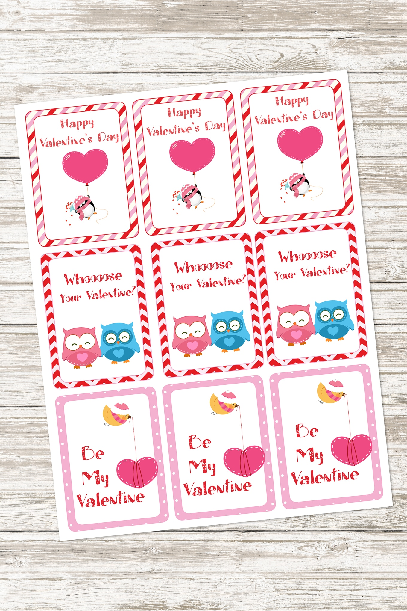 Free Valentine S Day Activity Pack For Kids