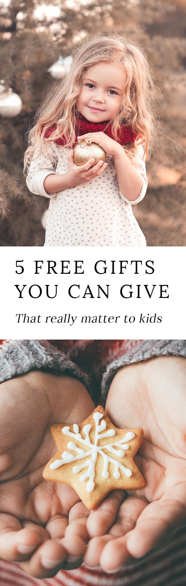 What Kids Really Want for Christmas via @firefliesandmudpies