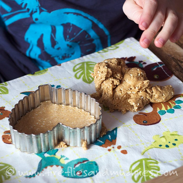 Peanut Butter Playdough for Kids | Fireflies and Mud Pies