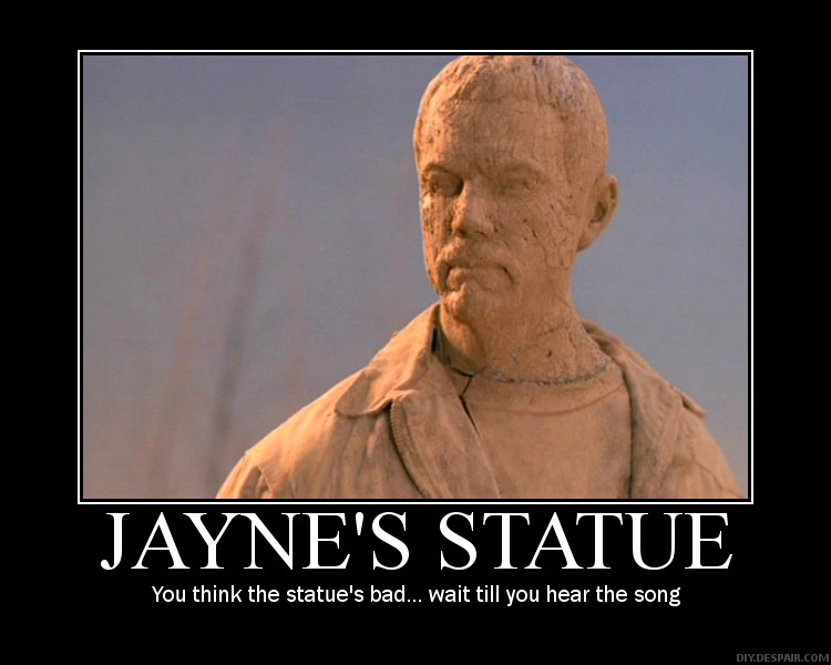 Jaynes Statue by JohnAnthony