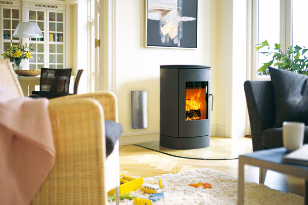 Morso 8140 Wood burning stove with new handle
