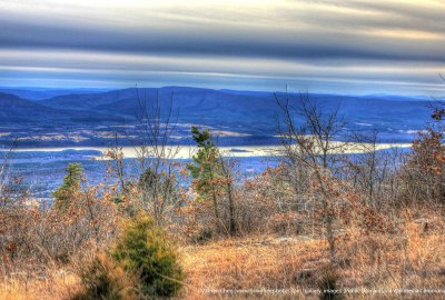View from Mount Magazine State Park, Arkansas