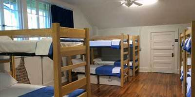 men's dorm
