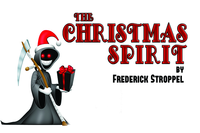 The Christmas Spirit by Frederick Stroppel