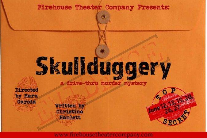 Skullduggery - Large
