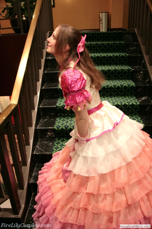 Kaylee Frye Layer Cake Dress from Firefly  The Home of Fire Lily Cosplay