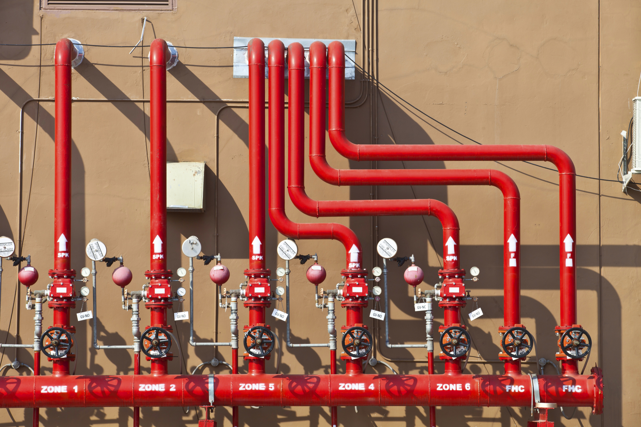Commercial Fire Sprinklers: Which to Choose - Fireline