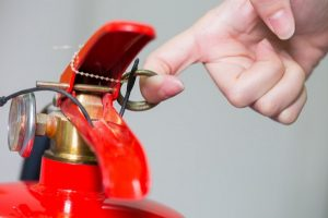 Hydrostatic Testing for Fire Extinguishers