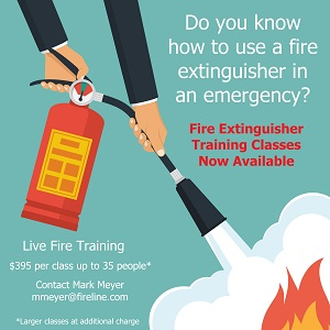 Fire Prevention Week: The Importance of Fire Extinguisher Training for Your Employees