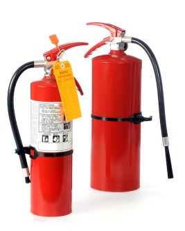 Four Things You Should Know About Carbon Dioxide Fire Extinguishers