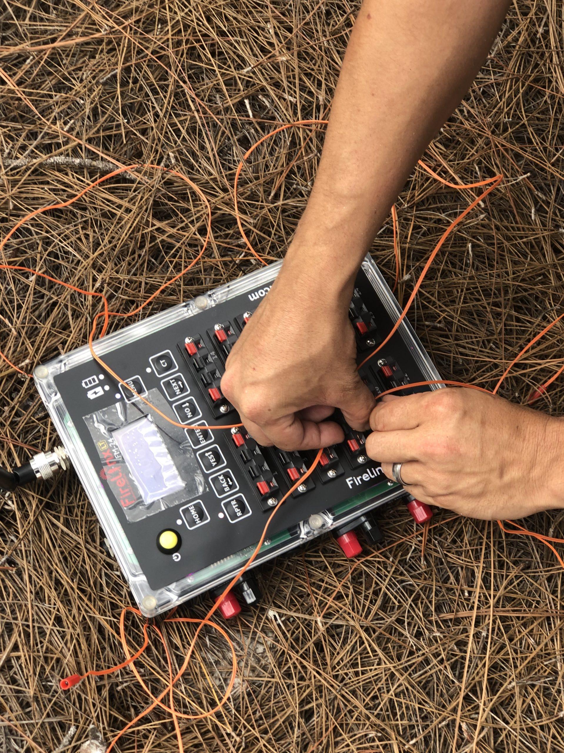 Wiring a Firing Module - Firelinx