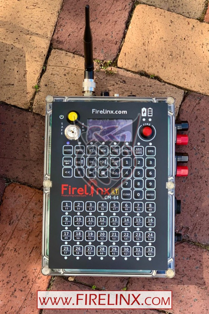 Command Module - Firelinx